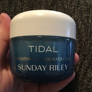 Sunday Riley Tidal Brightening Enzyme Water Creme